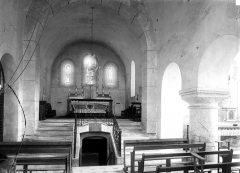 Eglise Saint-Savinien - Choeur