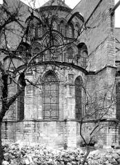 Eglise Saint-Rémi - Abside