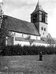 Eglise Saint-Savinien - Ensemble sud