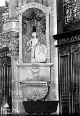 Ancienne cathédrale Saint-Etienne - Tombeau