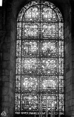 Cathédrale Saint-Etienne - Vitrail