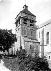 Eglise Saint-Martin - Clocher est