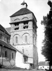 Eglise Saint-Martin - Clocher ouest