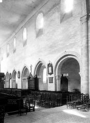 Eglise Saint-Martin - Mur de la nef