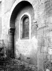 Eglise Saint-Martin - Arcature, façade sud