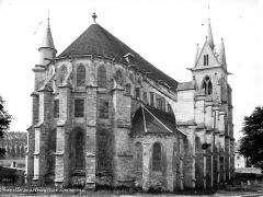 Eglise Notre-Dame de l'Assomption de la Chapelle-sur-Crécy - Abside