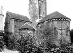 Eglise Saint-Nicolas - Abside