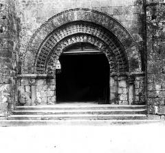 Eglise Saint-Maurice - Porte nord