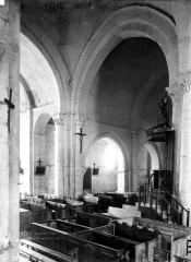 Eglise Saint-Maurice - Nef et transept
