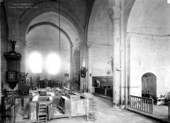Eglise Saint-Maurice - Transept et choeur