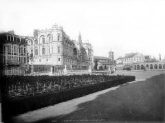 Domaine national de Saint-Germain-en-Laye, actuellement Musée des Antiquités Nationales - Ensemble nord-est