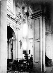 Eglise Saint-Géry - Transept, pilier