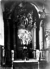 Ancienne abbaye bénédictine - Chapelle