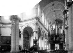 Eglise Notre-Dame - Nef, bas-côté