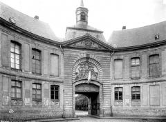 Ancienne abbaye - Entrée