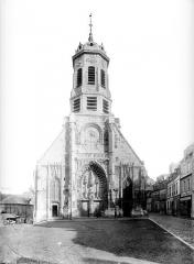 Eglise Saint-Léonard - Ensemble ouest