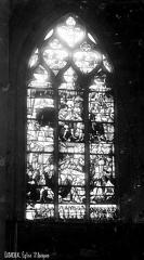 Eglise Saint-Jacques - Vitrail