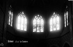 Eglise Notre-Dame-de-la-Couture - Vitrail