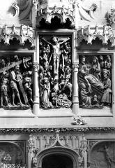 Eglise Sainte-Foy - Retable