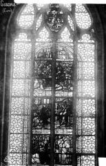 Eglise Saint-Gervais-Saint-Protais - Vitrail