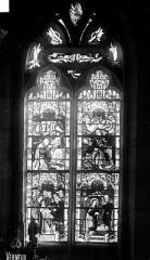 Eglise de la Madeleine - Vitrail