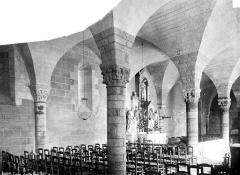 Ancien évêché ou Palais du Tau - Chapelle basse