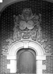 Hôpital Saint-Sauveur - Porte