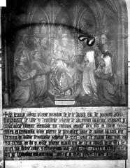 Eglise Sainte-Catherine - Monument commémoratif