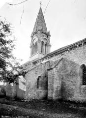 Eglise Notre-Dame£ - Côté sud-est