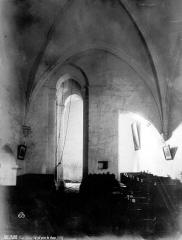 Eglise Notre-Dame£ - Nef, vue du choeur