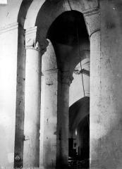 Eglise Notre-Dame£ - Colonnes, clocher