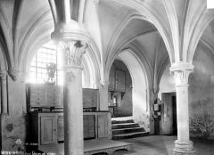 Ancien prieuré Saint-André - Salle capitualire