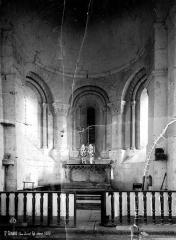 Eglise Saint-Génard - Choeur