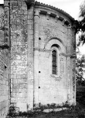 Eglise Saint-Génard - Abside