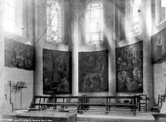 Eglise Notre-Dame-de-Nantilly - Choeur
