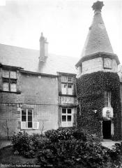 Ancien hospice - Façade sur la cour d'honneur