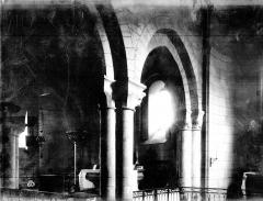 Eglise Saint-Junien de Vaussais - Choeur