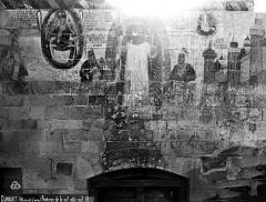 Eglise Notre-Dame de Cunault - Peintures murales