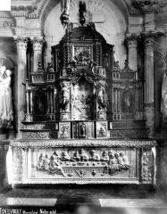 Eglise Saint-Michel - Maître-autel