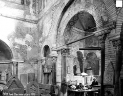Baptistère Saint-Jean - Intérieur