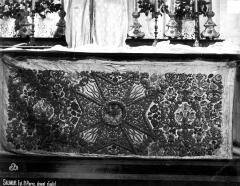 Eglise Saint-Pierre - Devant d'autel