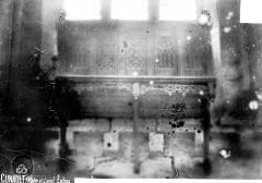 Eglise Notre-Dame de Cunault - Tribune