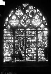 Eglise de Notre-Dame du Vaudreuil - Vitrail