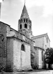 Eglise Saint-Andéol - Façade sud