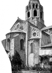 Eglise Saint-Andéol - Abside