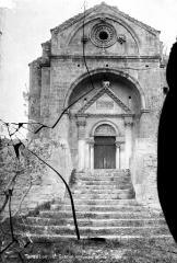 Chapelle et Tour Saint-Gabriel - Façade ouest