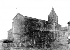 Eglise abbatiale Sainte-Marie - Ensemble sud-ouest