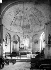 Eglise Saint-Restitut - Choeur