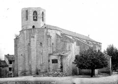 Eglise - Abside, ensemble sud-ouest