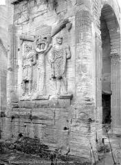 Arc romain dans l'enceinte du Palais de Justice -